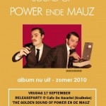 Power en de Mauz Release Party